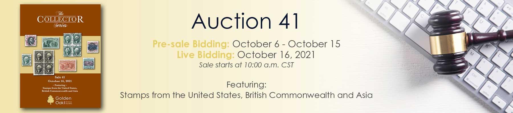 Sale 41  Announce